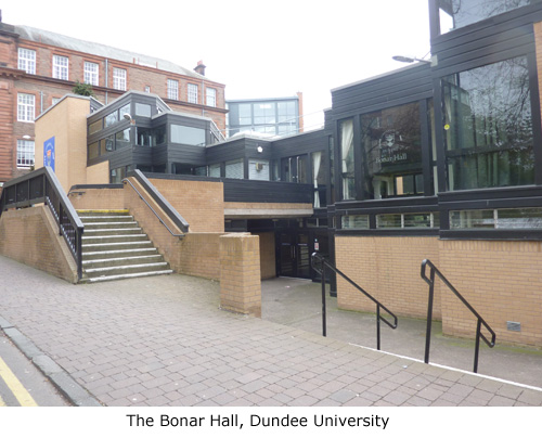 photo of the bonar hall