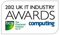 graphic for IT industry awards