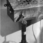 First post office phone 1878