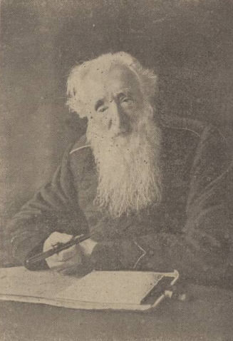 historical newspaper report about william booth