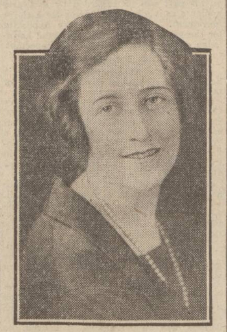 historical newspaper report on Agatha Christie