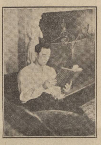 historical newspaper report on buster keaton