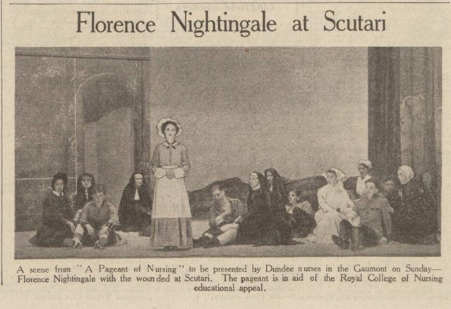 Florence Nightingale and Her Nurses Depart for the Crimea – 21 ...