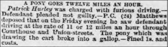 Hastings and St Leonards Observer 5 January 1889