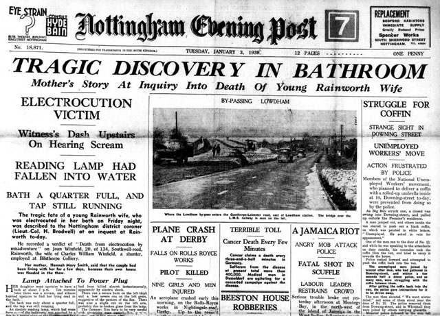 The Nottingham Evening Post
