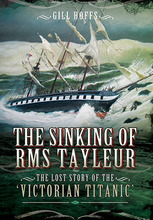 Sinking of RMS Tayleur by Gill Hoffs