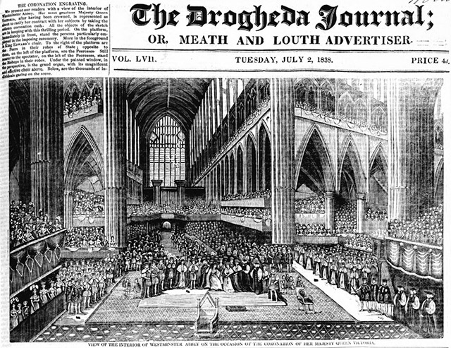 The Drogheda Journal's newspaper archives are now online