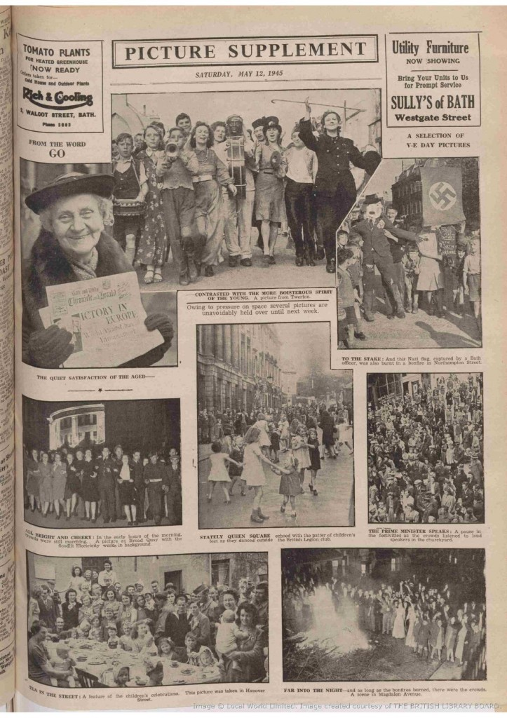 12 May 1945 Bath Chronicle and Weekly Gazette