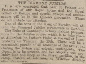 Edinburgh Evening News - Thursday 29 April 1897