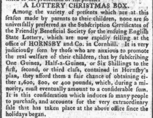 Norfolk Chronicle - Saturday 24 December 1785 © THE BRITISH LIBRARY BOARD. ALL RIGHTS RESERVED