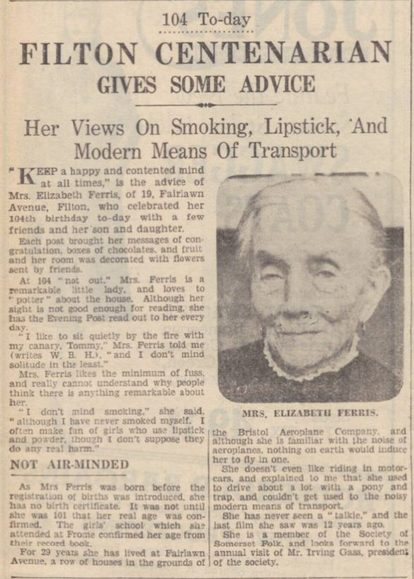 Bristol Evening Post - Wednesday 08 March 1939