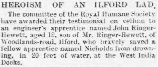 Chelmsford Chronicle - Friday 14 September 1894