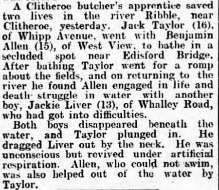 Yorkshire Post and Leeds Intelligencer - Tuesday 05 June 1928