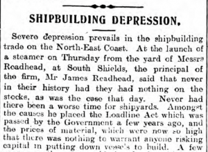 Hull Daily Mail, 6 December 1907
