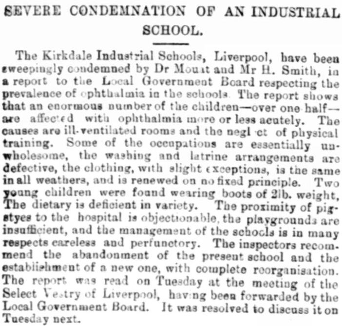 County Express; Brierley Hill, Stourbridge, Kidderminster, and Dudley News, 9 December 1876