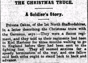 Belfast News-Letter - Thursday 14 January 1915