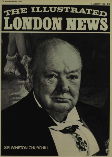 The Illustrated London News, 23rd January 1965