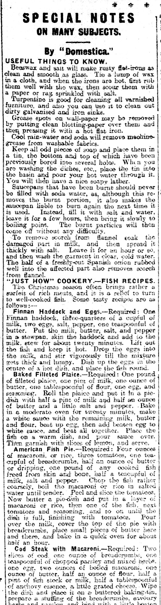 Derbyshire-housekeeping-6-Jan-1917