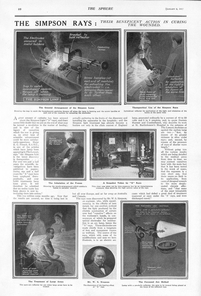 The Sphere 6 Jan 1917
