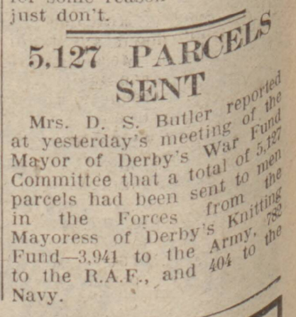 Derby Daily Telegraph, 20 February 1942