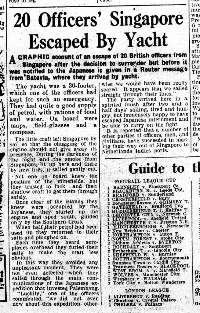 Lincolnshire Echo , Wednesday 18 February 1942