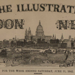 First edition of the Illustrated London News