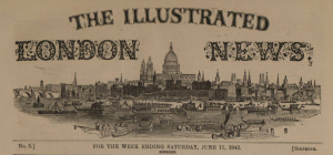 175th anniversary of the Illustrated London News