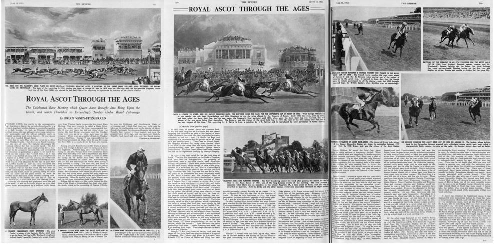 Royal Ascot through the ages