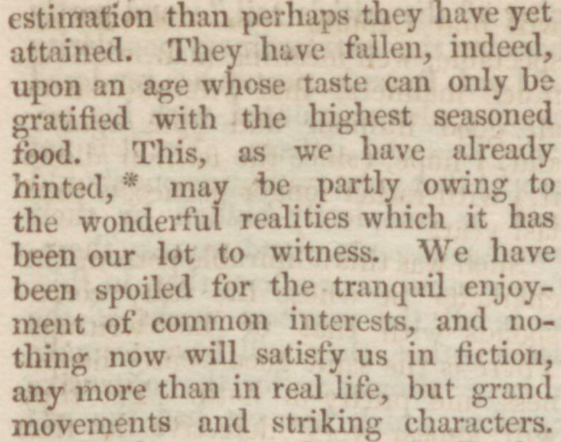Review of Northanger Abbey and Persuasion