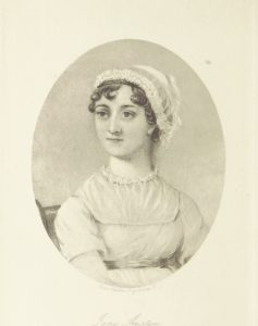 Jane Austen portrait