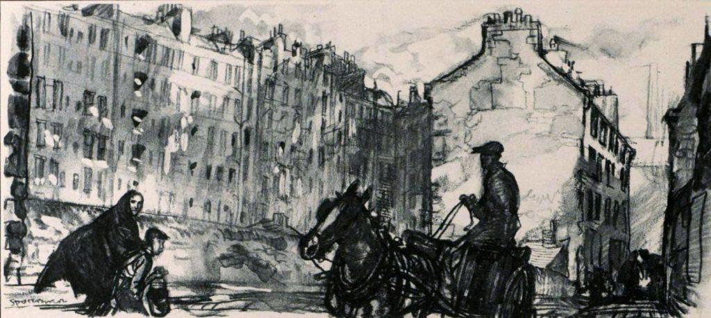 Glasgow Slums Illustrated London News - Saturday 06 March 1926