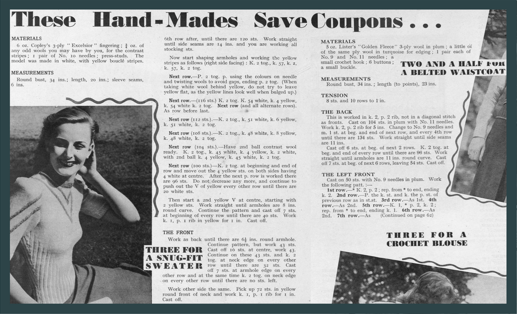 hand mades save coupons