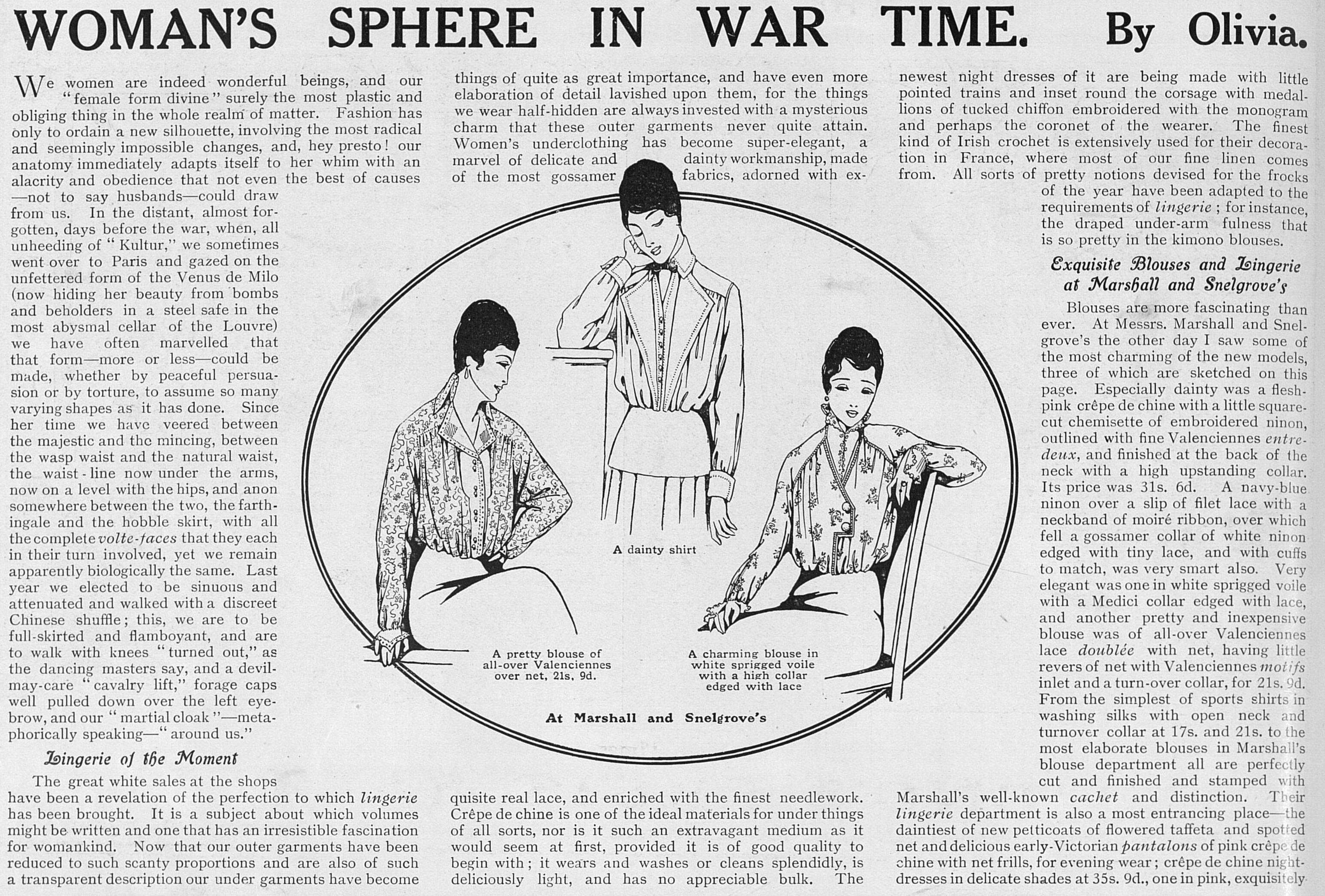 WomansSphereInWarTime_13Mar1915