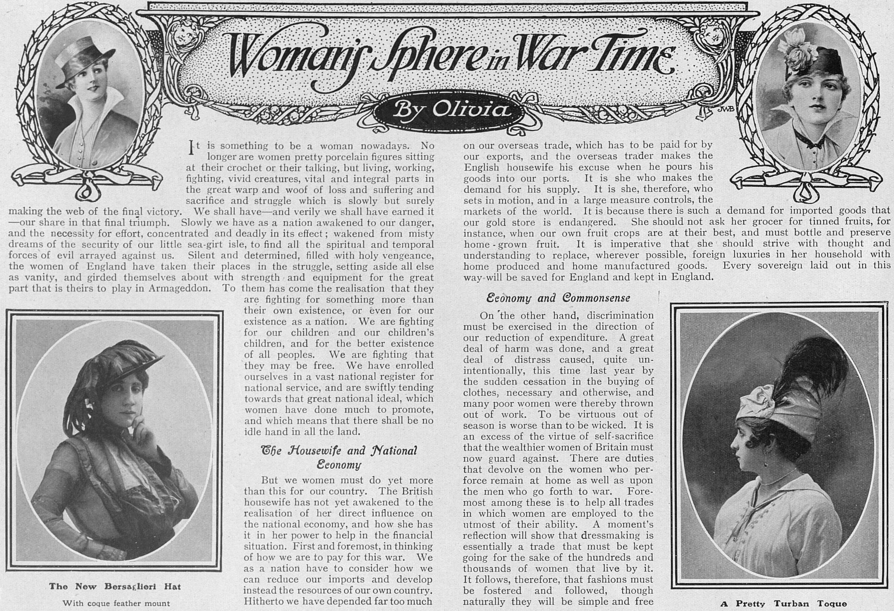 WomansSphereInWarTime_18Sep1915