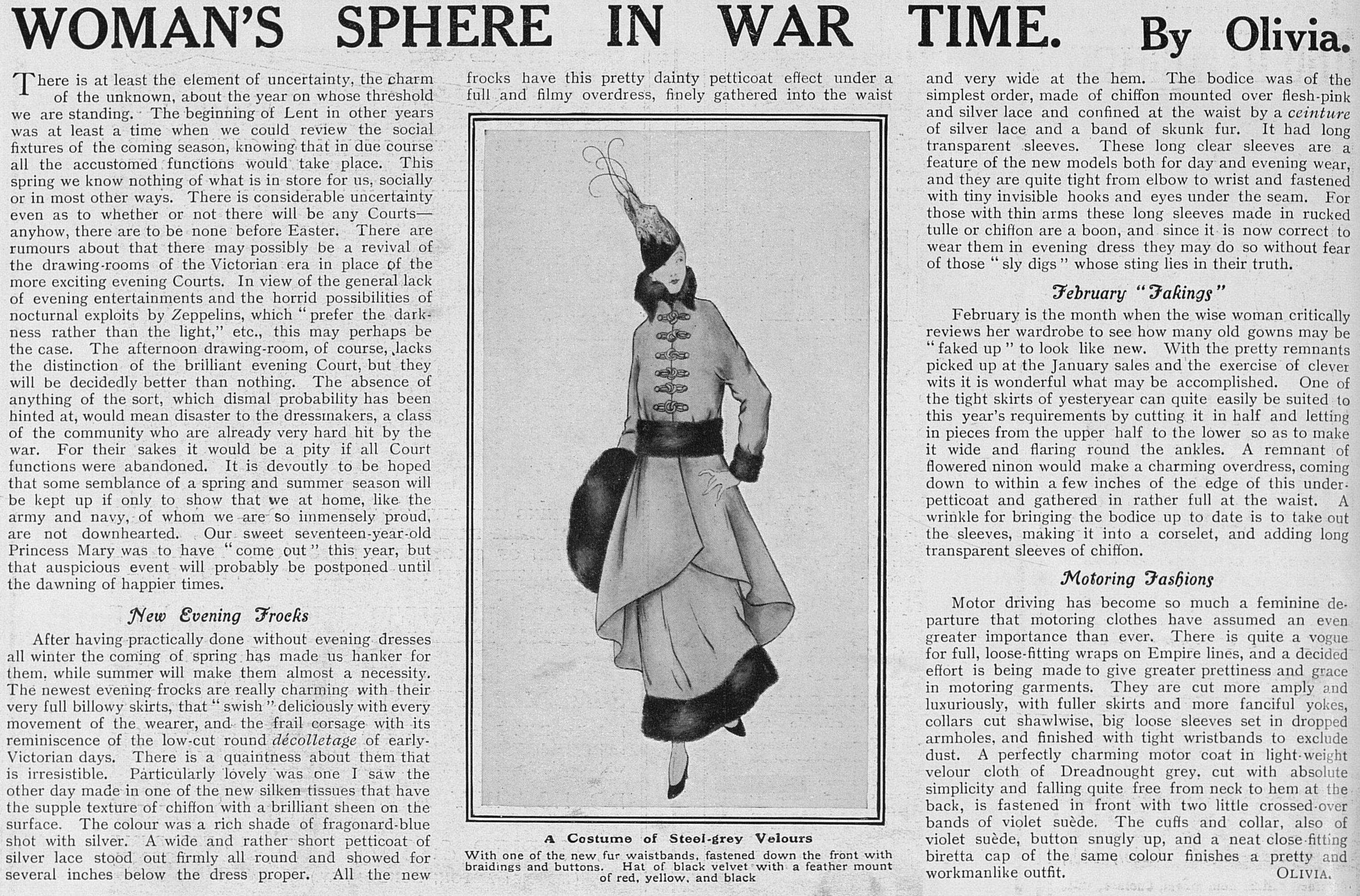 WomansSphereInWarTime_20Feb1915
