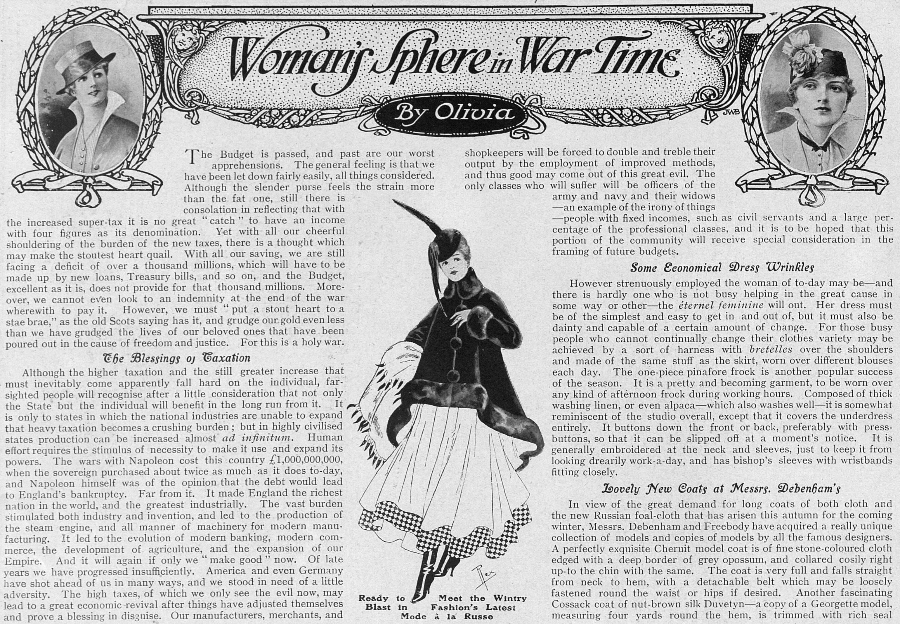 WomansSphereInWarTime_23Oct1915