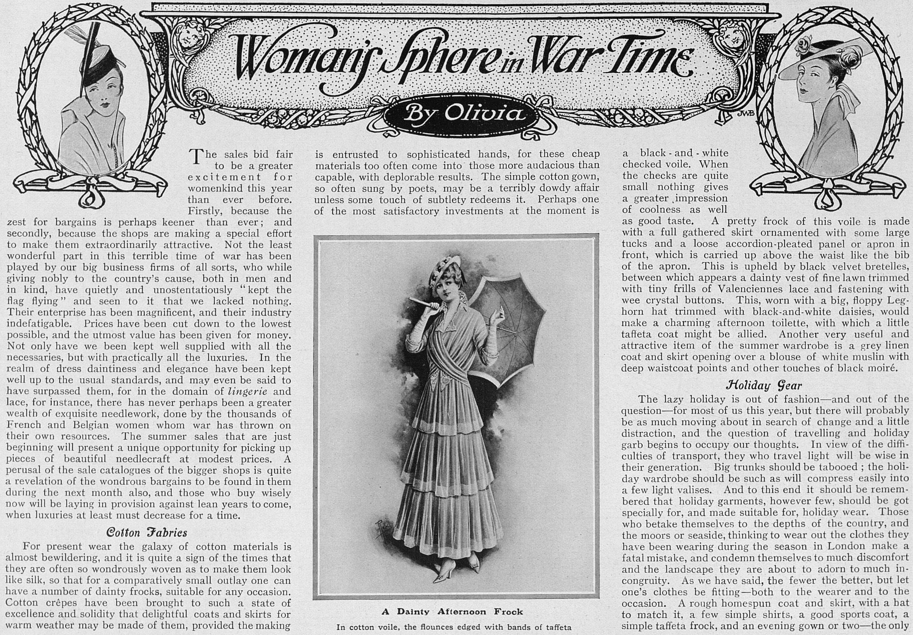 WomansSphereInWarTime_26Jun1915