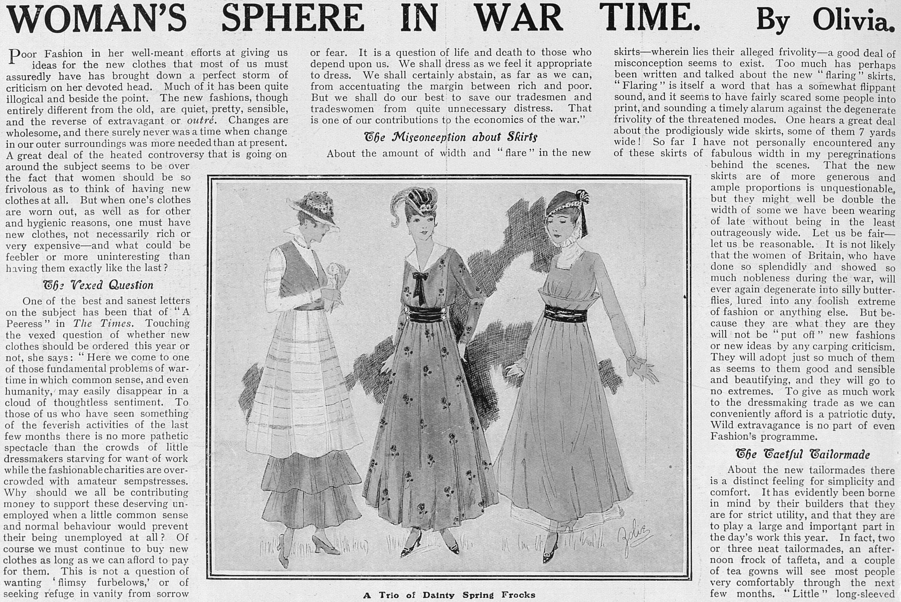 WomansSphereInWarTime_27Mar1915