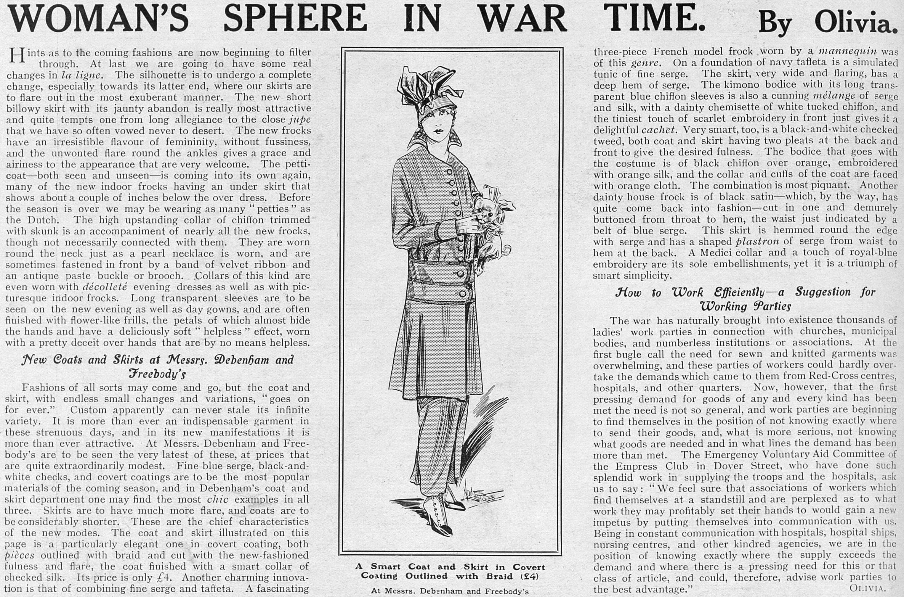 WomansSphereInWarTime_30Jan1915