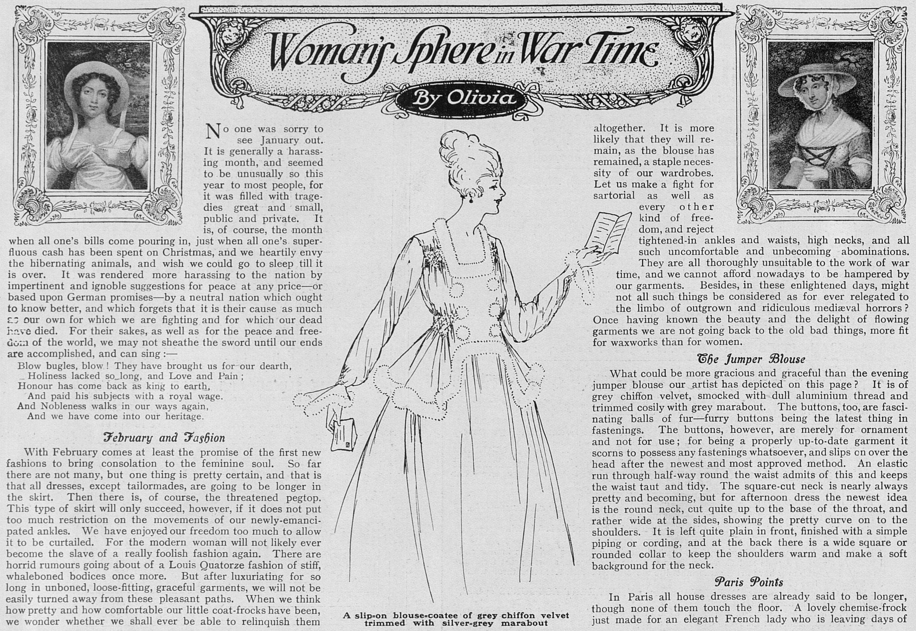 WomansSphereInWarTime_3Feb1917