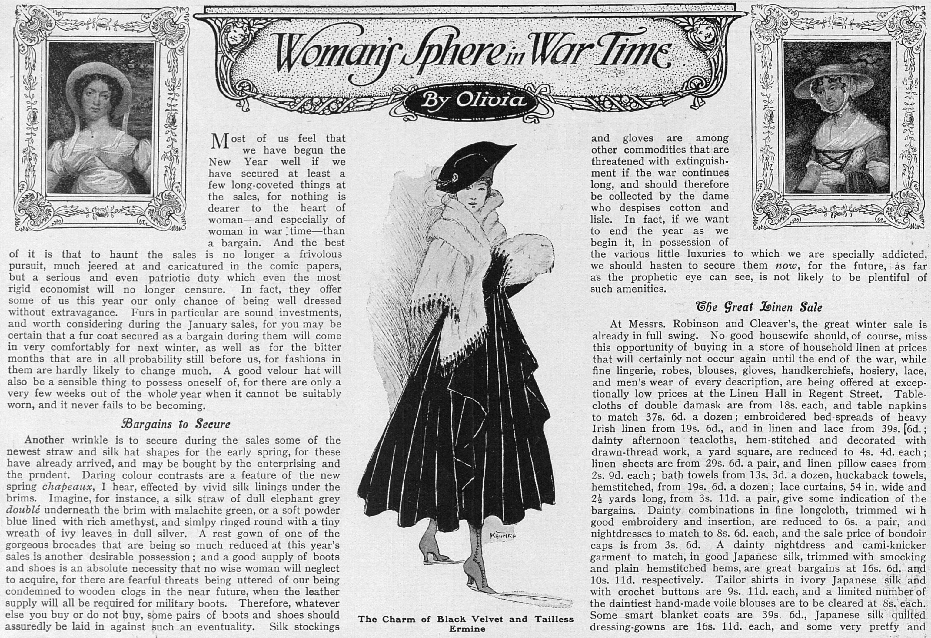 WomansSphereInWarTime_6Jan1917