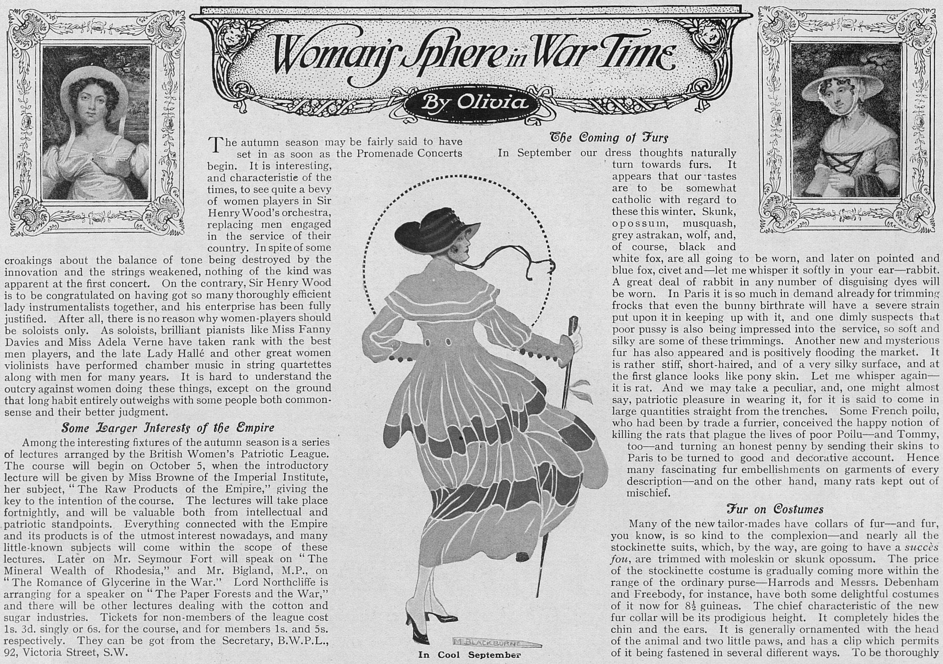 WomansSphereInWarTime_9Sep1916
