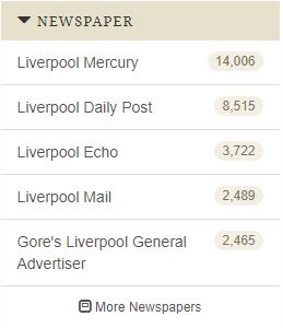 Liverpool newspapers