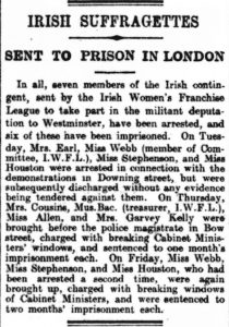 Dublin Daily Express - Monday 28 November 1910