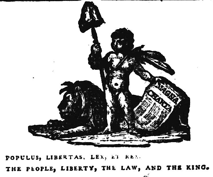 The Patriot Title Page